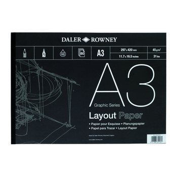 A Series Layout Pad A3