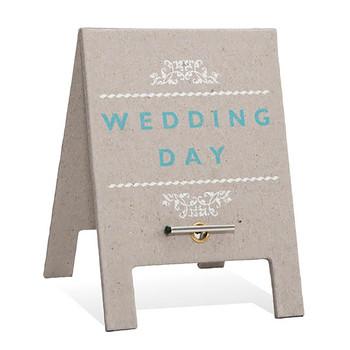 Card - Wedding A frame
