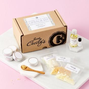 Gin & Tonic Make Your Own Lip Balm Kit