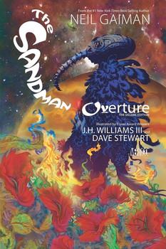 Sandman Overture Deluxe Ed HC (MR) Image