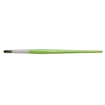 Sensu Solo Tablet Brush Green