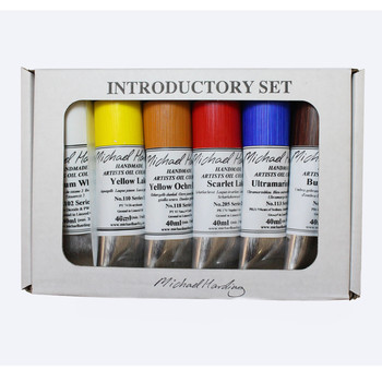 Michael Harding Introductory Set 40ml Tubes