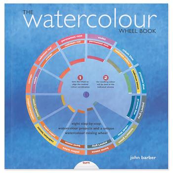 Watercolour Colour Wheel Book