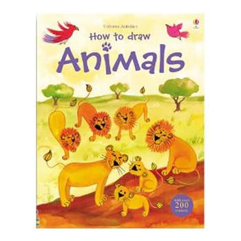 Usborne How to draw - Animals