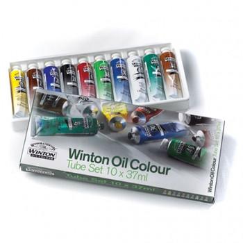 Winton Oil Tube Set 10x37ml