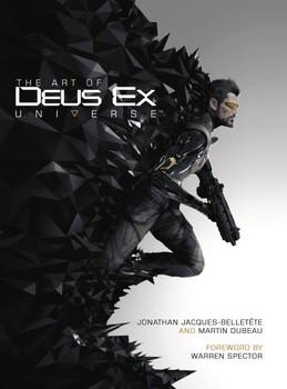 Art of Deus Ex Universe HC Image