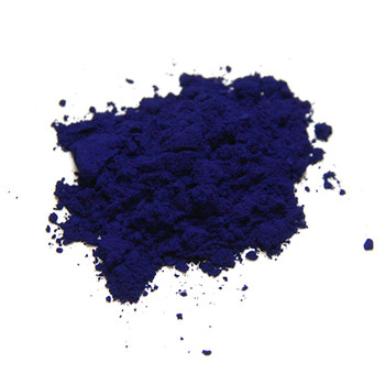 Dry Pigments Prussian Blue - 100g in clear 200ml pot