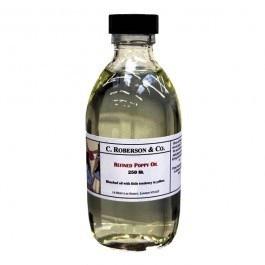Roberson's Refined Poppy Oil 250ml