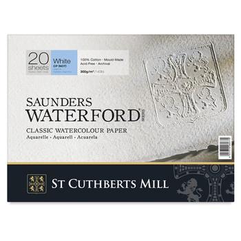 "Saunders Waterford Block 14""x10"" 300gsm Cold Pressed"