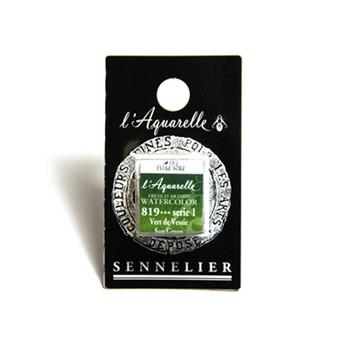 Sennelier Watercolour 1/2 Pan S1 - Sap Green