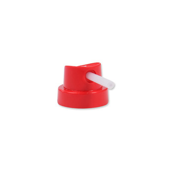 Montana Spray Caps Needle Red/Transparent