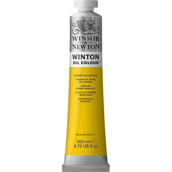 Winton Oil Colour 200ml Chrome Yellow