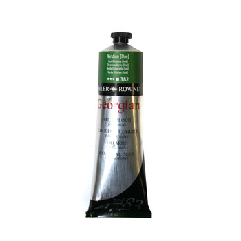 Georgian Oil 75ml Viridian (Hue)