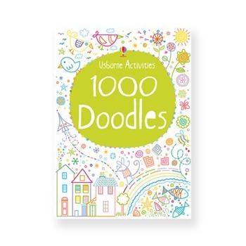 Usborne Activities 1000 Doodles