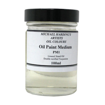 Michael Harding Oil Paint Medium 100ml