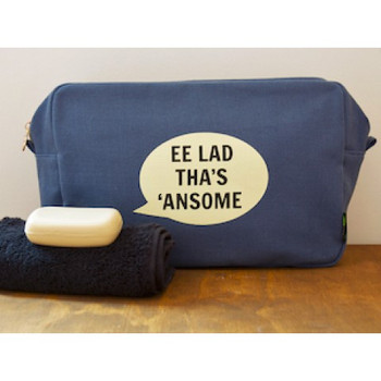 Ee Lad Tha's Ansome Wash Bag