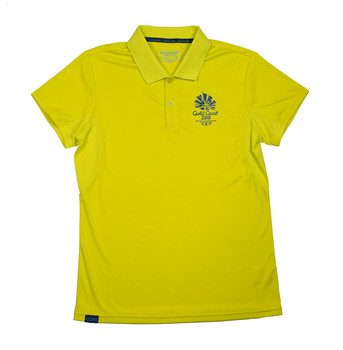 1 Colour Women's Emblem Tech Polo Image