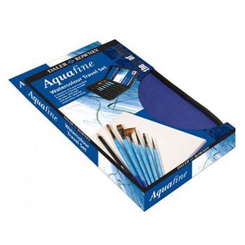 Aquafine Pad & Brush Zip Case