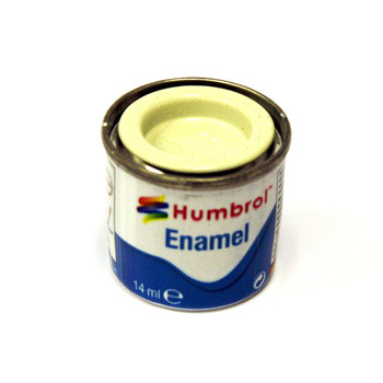 Humbrol Enamel White 14ml