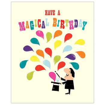 Card - Magical Birthday