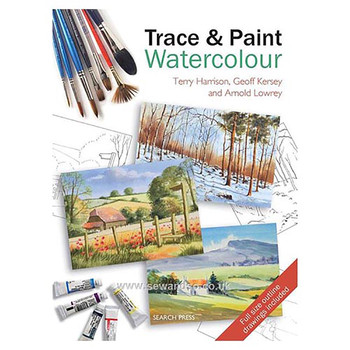 Trace and Paint Watercolour