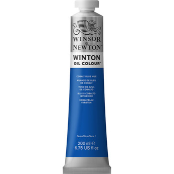 Winton Oil Colour 200ml Cobalt Blue Hue
