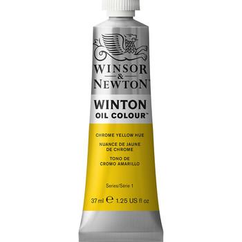 Winton Oil Colour 37ml Chrome Yellow Hue