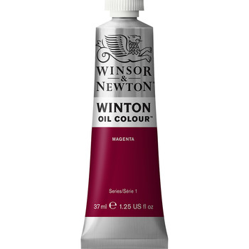 Winton Oil Colour 37ml Magenta