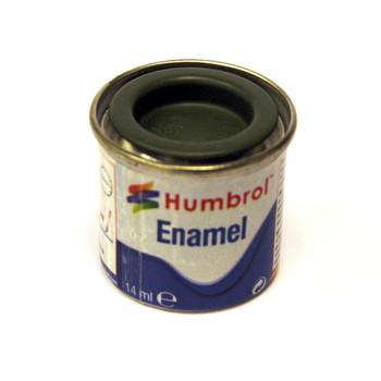 Humbrol Enamel Matt Light Olive 14ml