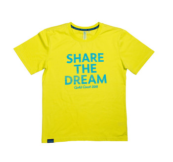 Share The Dream Junior T-Shirt Image