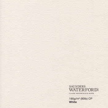 Saunders Waterford 56x76cm 190gsm (NOT) (Pack of 10)