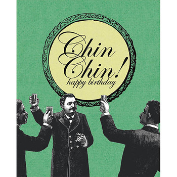 Card - Chin Chin