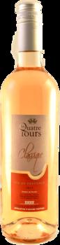 2015 75cl Quatre Tours, Provence Rose Image