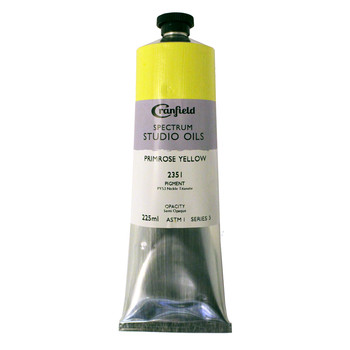 Spectrum Oil Primrose Yellow 225ml