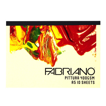 Fabriano Pittura A5 pad - 400 gsm 10 sheets