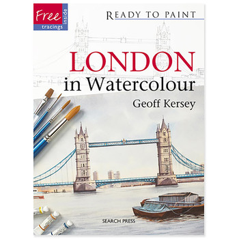 Ready To Paint London In Watercolour