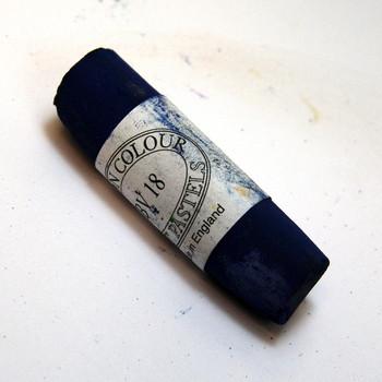 Unison Soft Pastel Blue Violet 18
