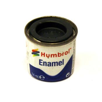 Humbrol Enamel Gunmetal 14ml