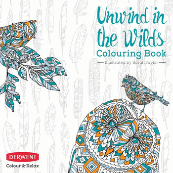 Derwent Adult Colouring book
