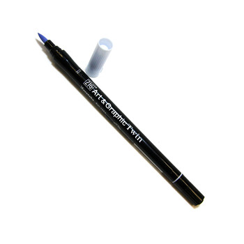 Art & Graphic Twin Tip Marker Sky Blue