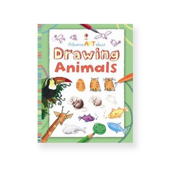 Usborne Art Ideas Drawing Animals