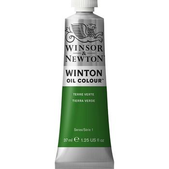 Winton Oil Colour 37ml Terre Verte