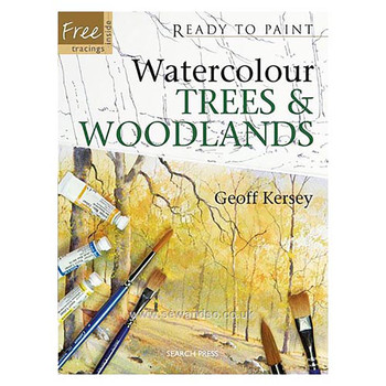 Ready To Paint Watercolour Trees and Woodlands