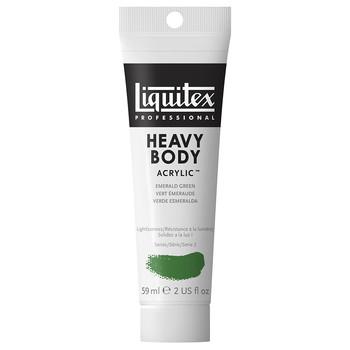 Liquitex Heavy Body Acrylic 59ml Emerald Green
