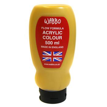 Ocaldo Acrylic Paint 500ml Yellow Ochre