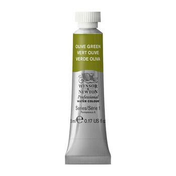 Artists' Watercolour 5ml Olive Green