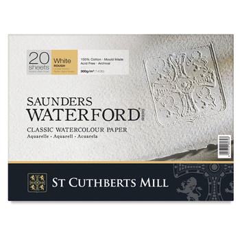 Saunders Waterford Block 12 x 9 300 gsm Rough