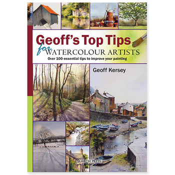 Geoffs Top Tips For Watercolour Artists