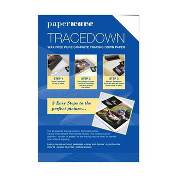 Tracedown A4 White (1 Sheet Pack)