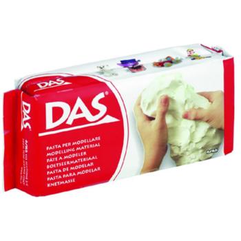 Das Air Drying Clay White 1KG
